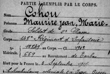 Cohou Maurice