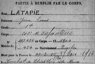 Latapie Jean-Louis