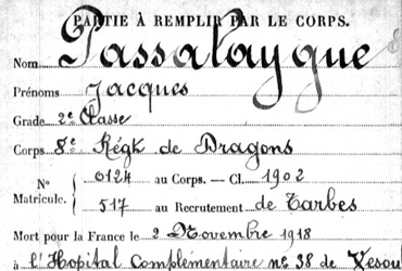 Passelaygue Jacques