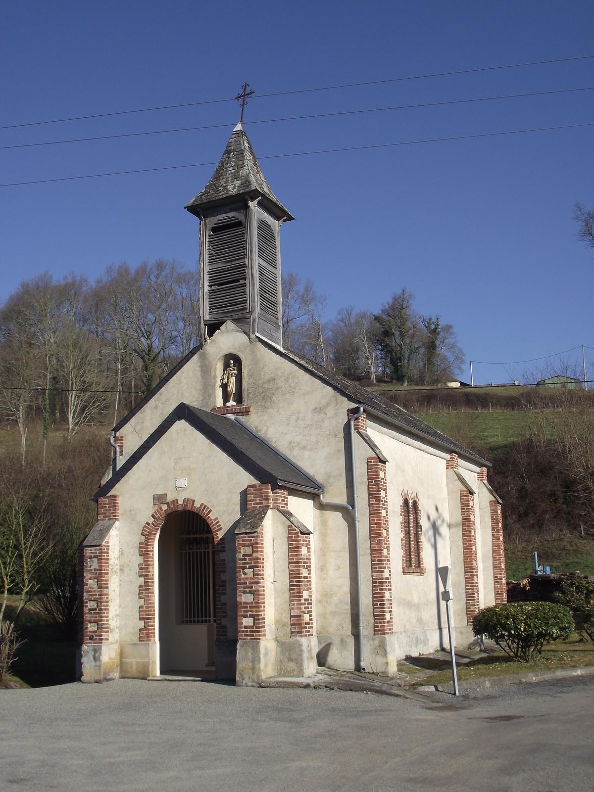Les trois chapelles